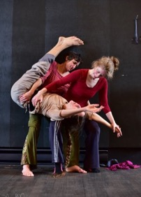 Montreal Annual Contact Improvisation Jam, 34th edition