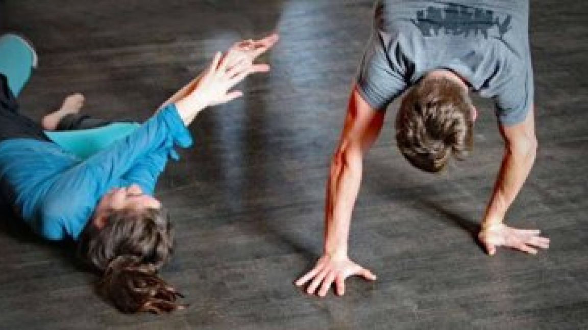 Association for Contact Improvisation presents Montreal Annual