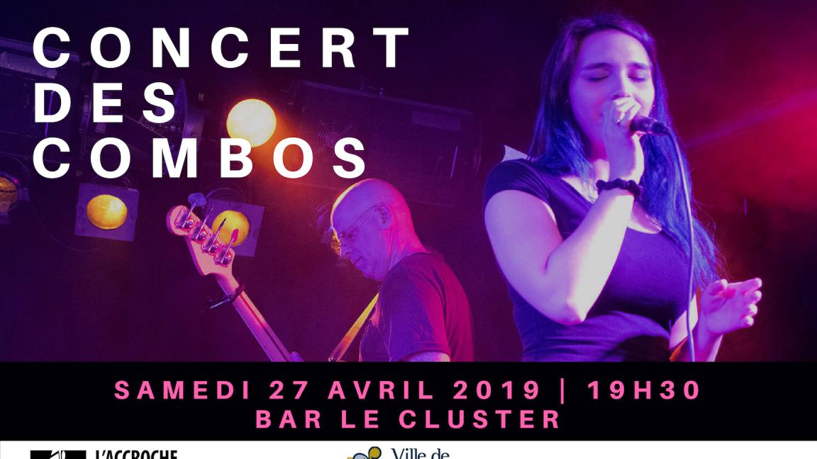 Concert des COMBOS