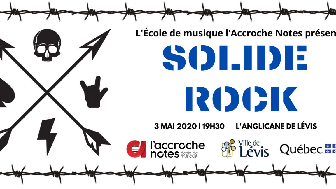 Concert Solide Rock
