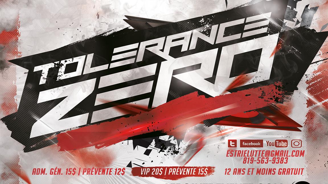 Gala de lutte Tolérance Zéro