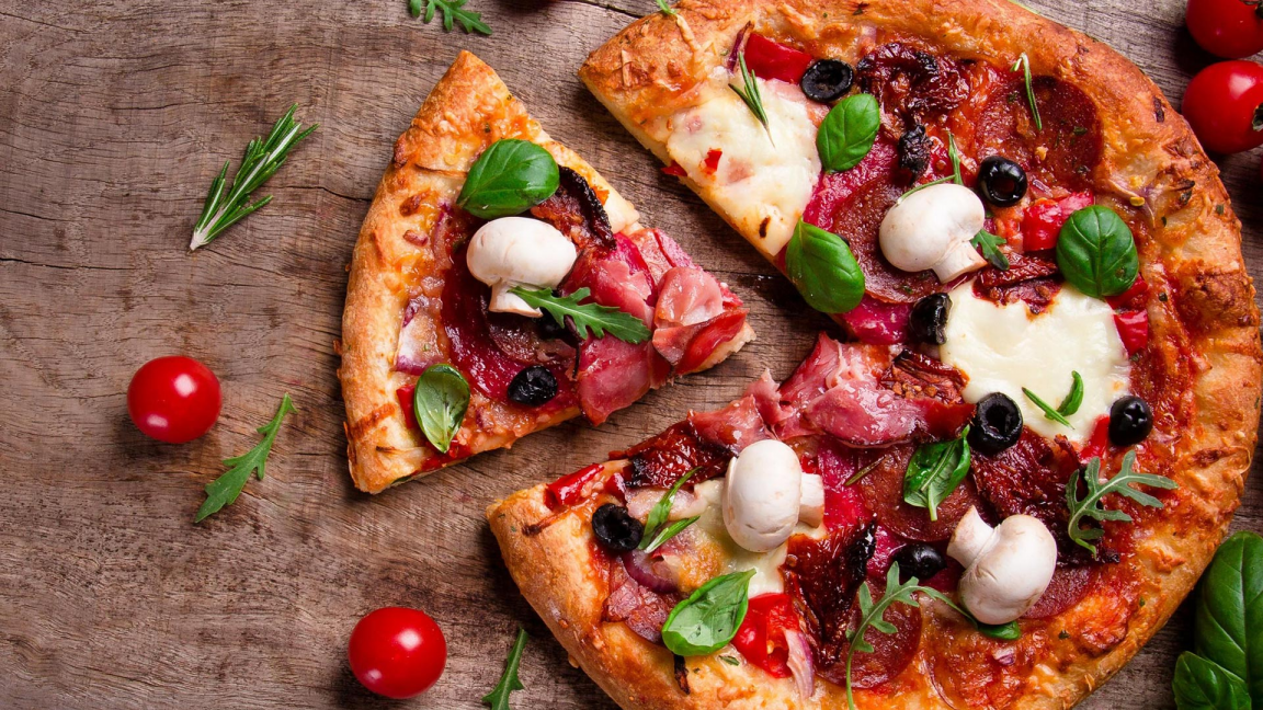 Création de pizza en duo par À Chacun son Pain *REPORTÉ