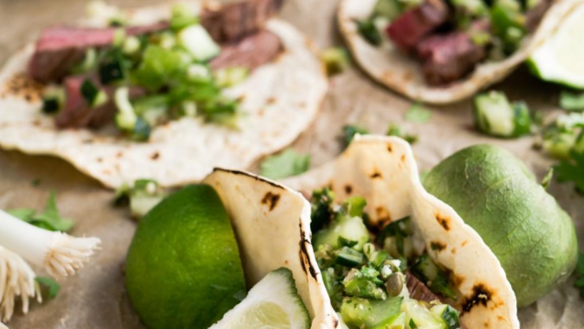 Margaritas et Tacos par Kanel *REPORTÉ