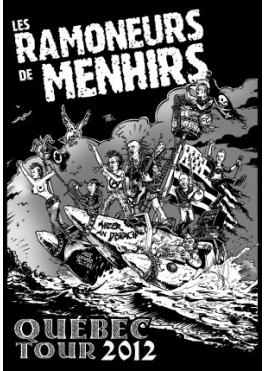 LES RAMONEURS DE MENHIRS/GERBIA