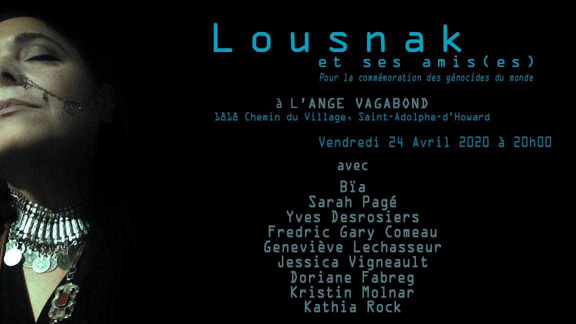 Lousnak et ses amis(es)