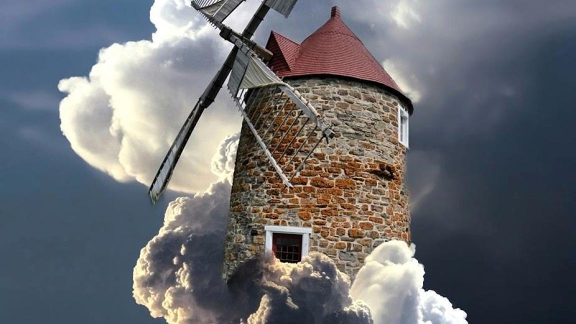 De la naissance des moulins dans le monde