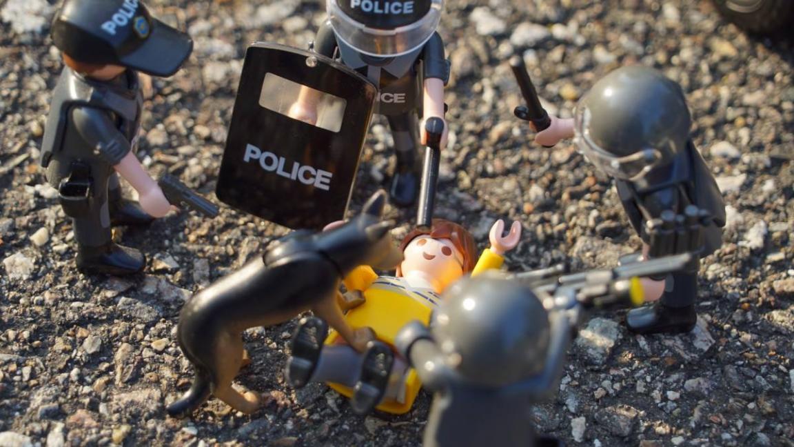 6 à 8 de l'AJP : Droit et dérives policières (COMPLET)