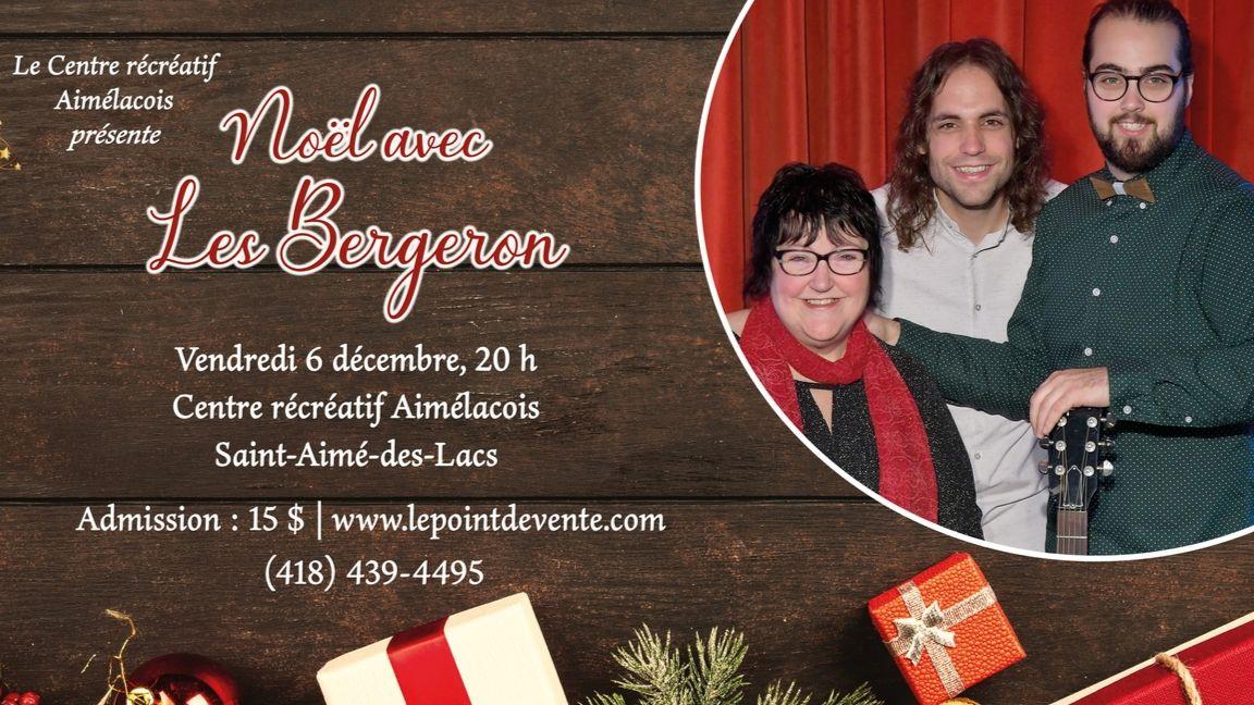 Noël avec Les Bergeron