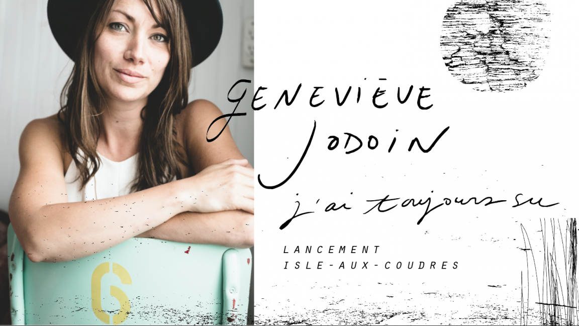 "geneviève Jodoin ""J'ai toujours su"""