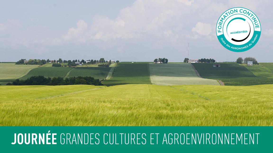 Journée grandes cultures et agroenvironnement
