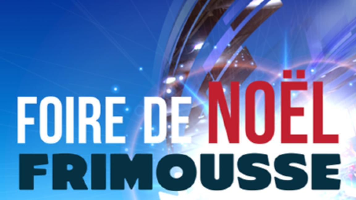 Foire de Noël Frimousse