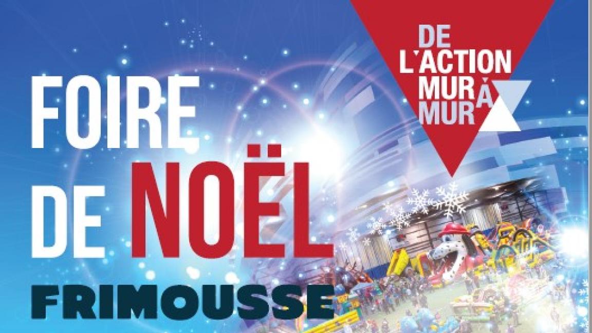 Foire de Noël Frimousse 2019