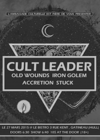 Cult Leader, Old Wounds,