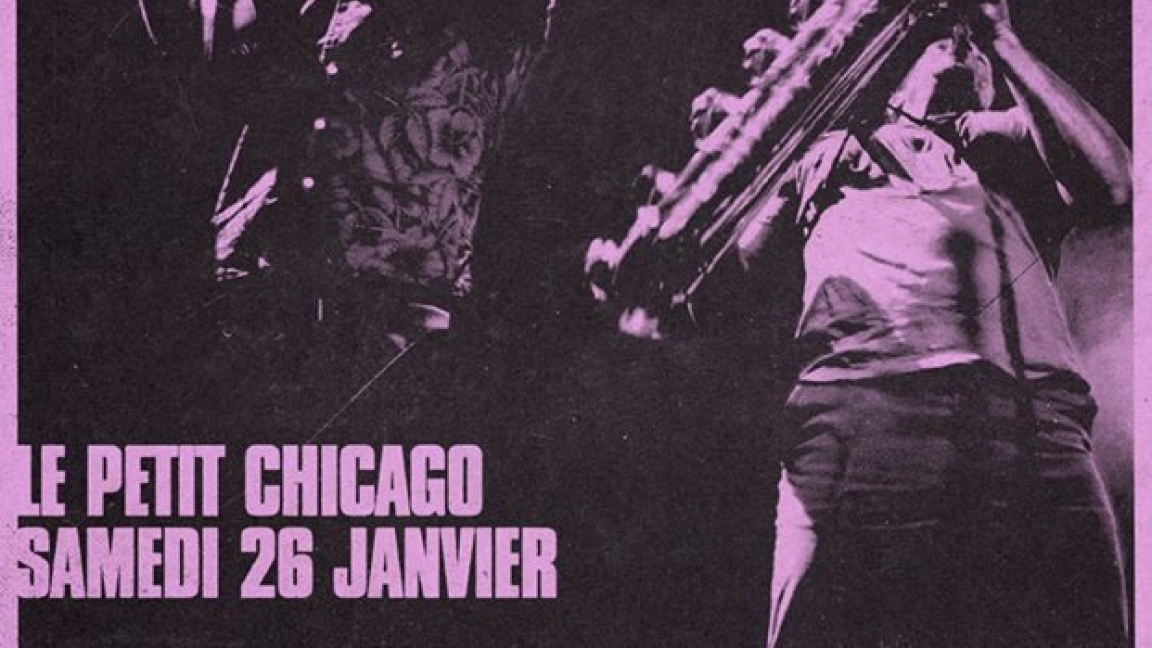 The Souljazz Orchestra au Petit Chicago