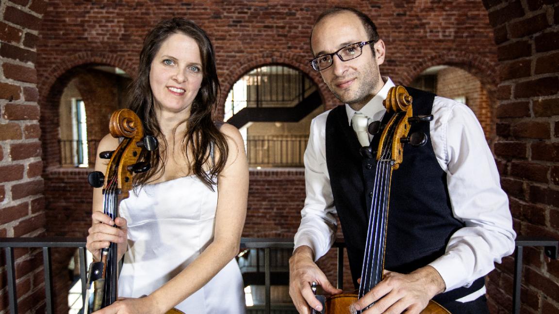 Deux violoncelles/Bewitchment