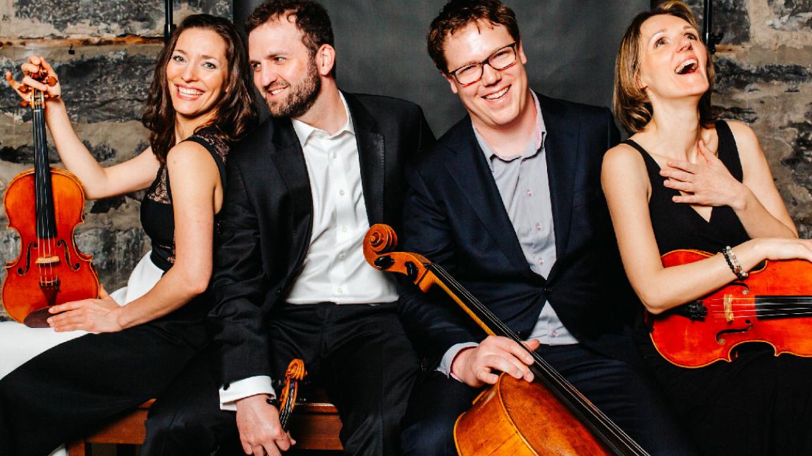 Quatuor Voxpopuli/Le cas Mozart