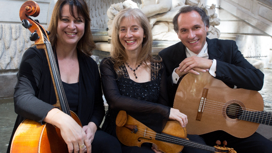 Trio Iberia/Au coeur de l'Espagne
