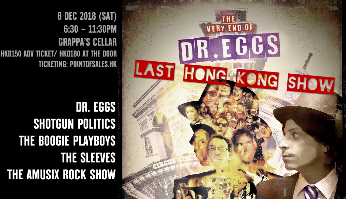 THE VERY END OF DR. EGGS