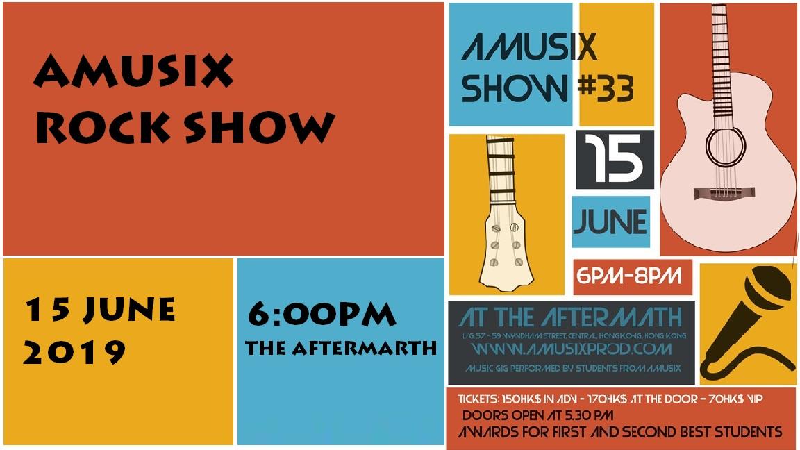 Amusix Rock Show