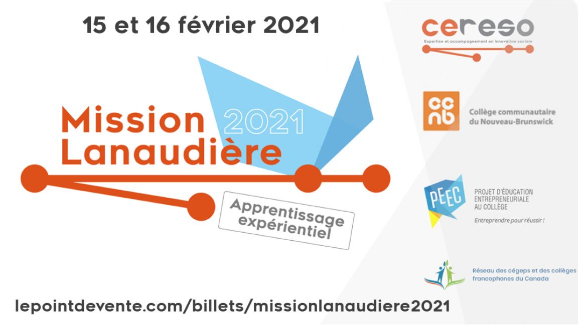 Mission Lanaudière : L'Apprentissage expérientiel