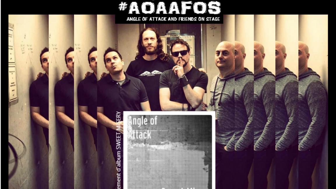 Lancement Album SWEET MISERY   #aoaafos