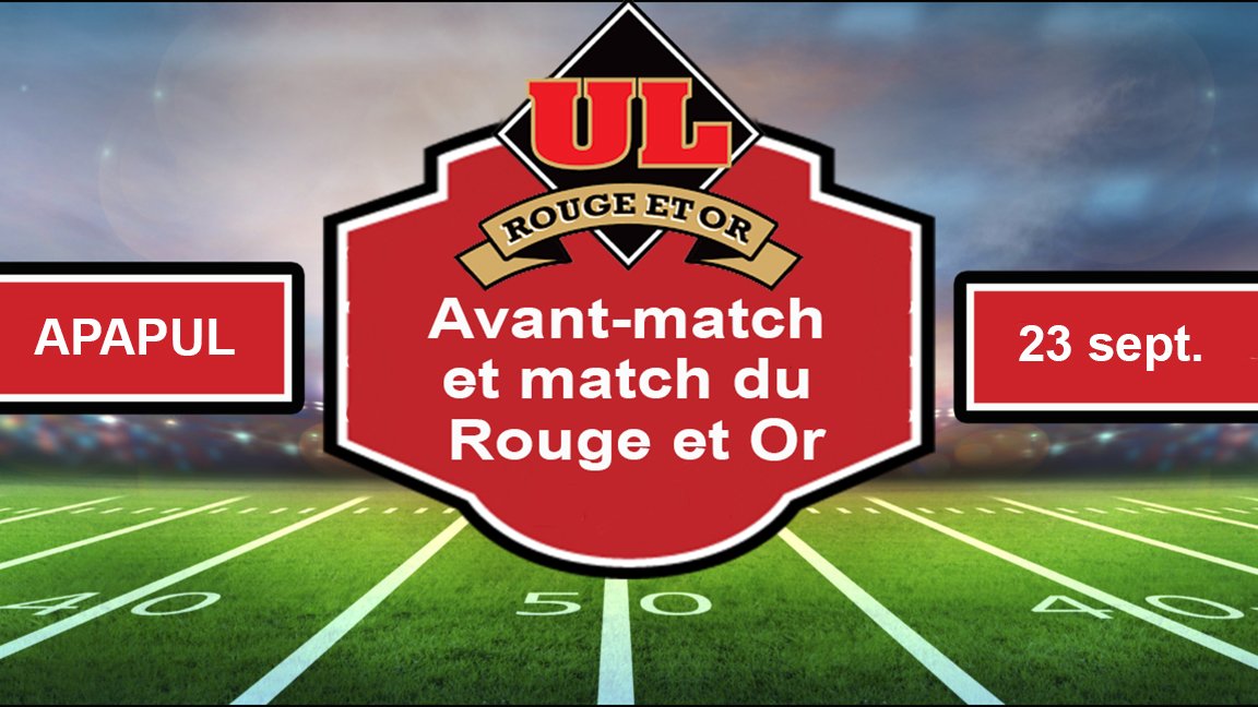 ROUGE ET OR FOOTBALL