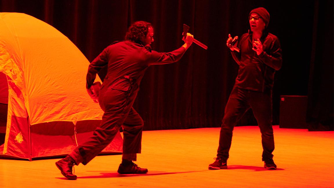 Absolu théâtre /Théâtre tout court en série