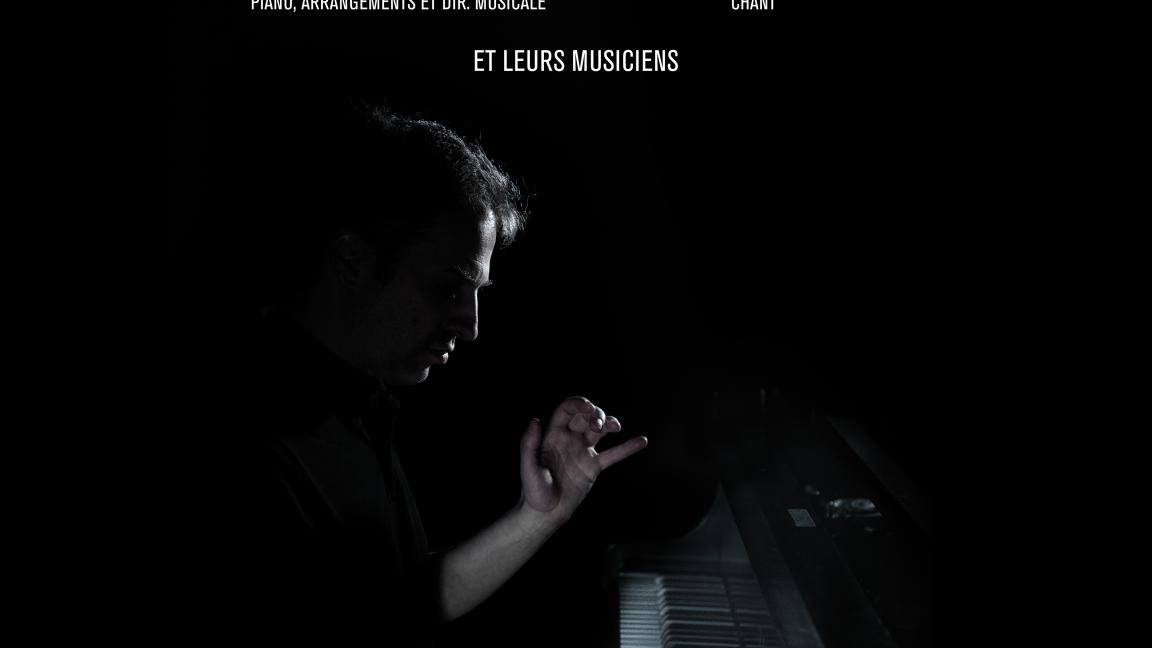 Les 4 saisons d'André Gagnon Symphonique