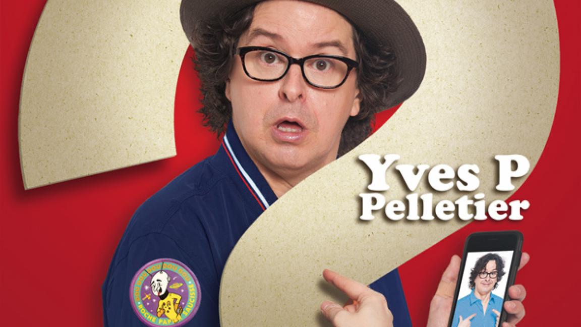 Série prestige Desjardins / Yves P. Pelletier - Moi?