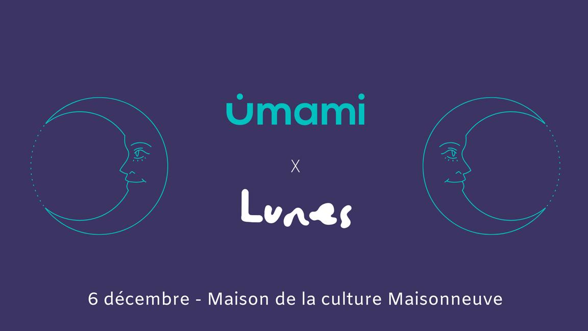 UMAMI / Soirée LUNES