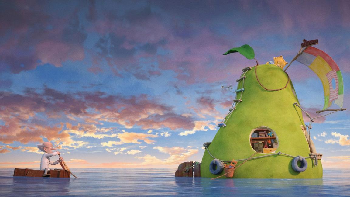 FIFEM - Mika & Sébastian : L'aventure de la Poire Géante