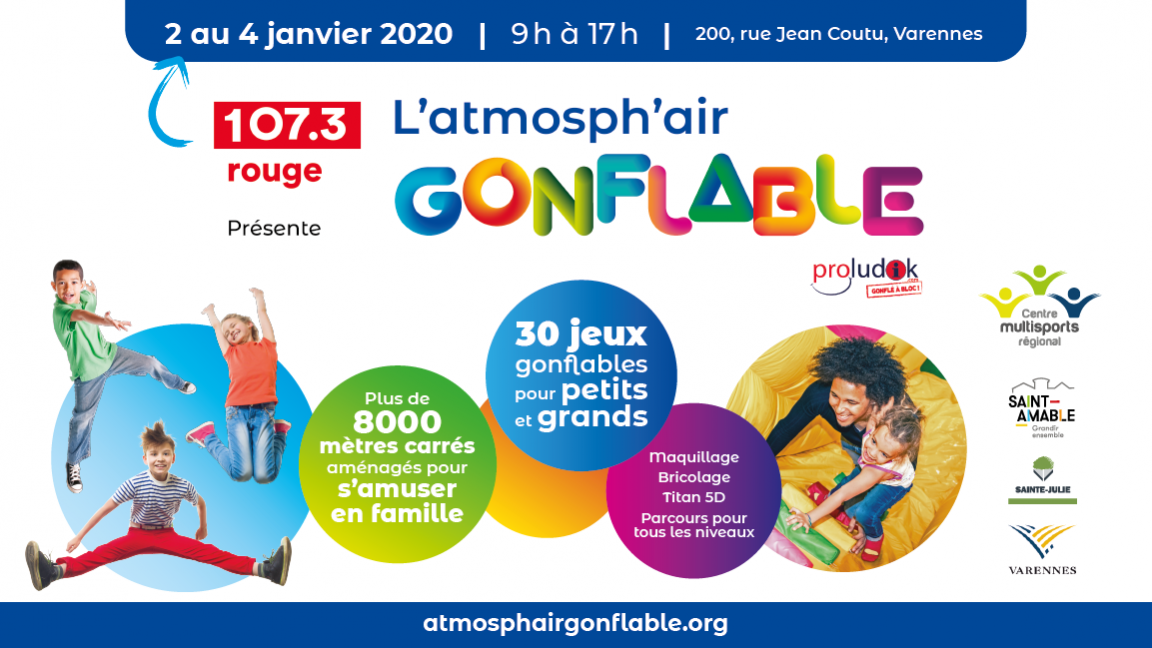 Atmosph'air gonflable