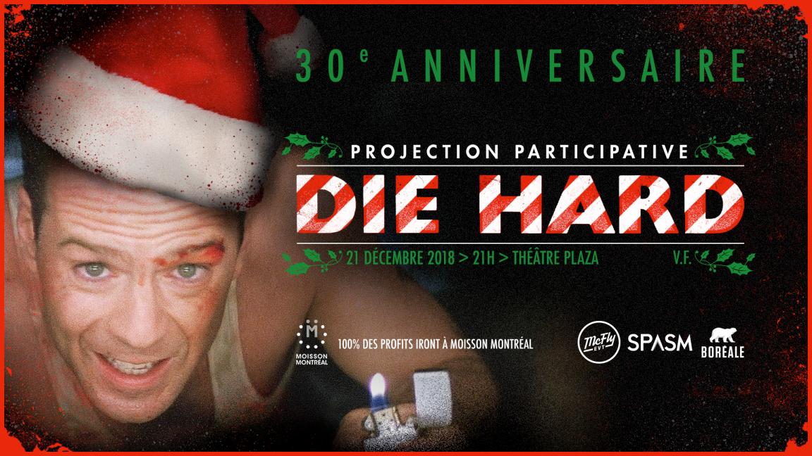 Die Hard - 30e anniversaire