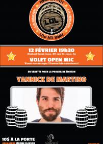 Yannick de Martino