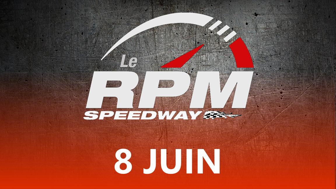 RPM #02 - Série Canadienne Side Panel