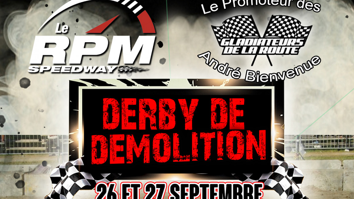 Derby Gladiateurs de la route