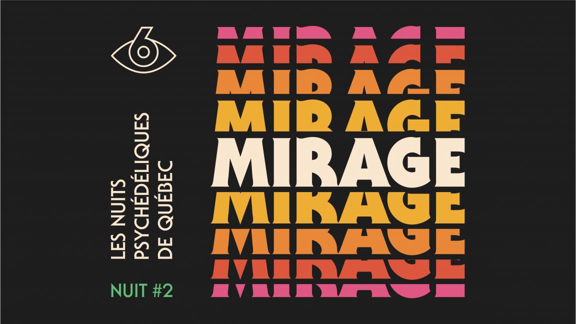 Mirage | NPSY Vol.6