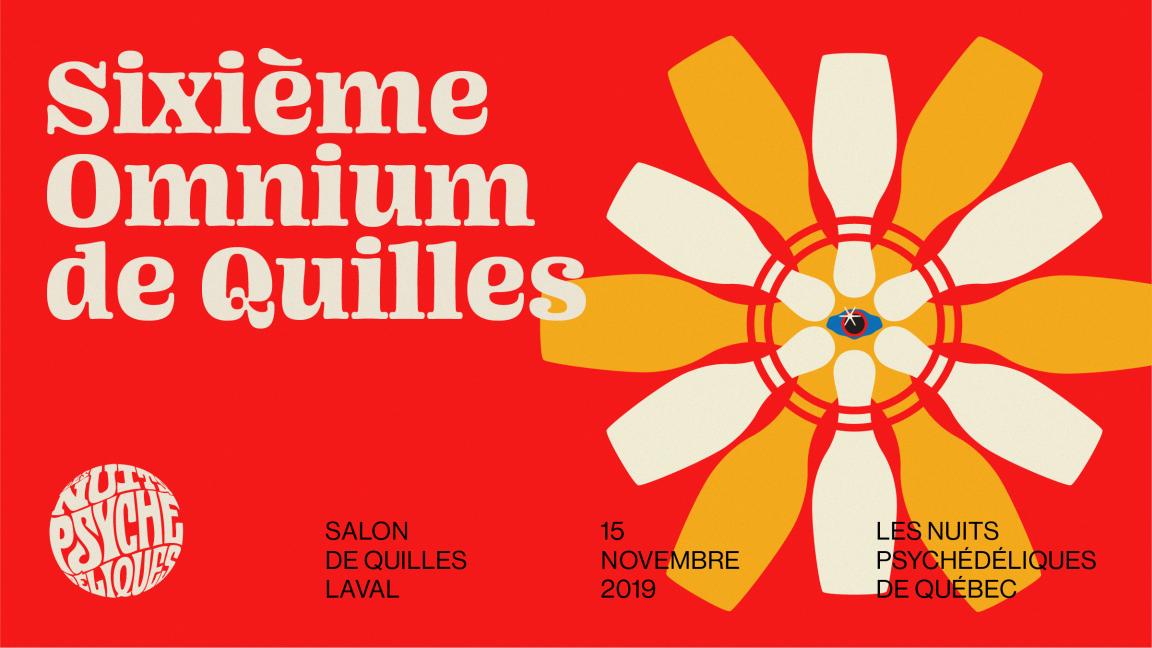 Sixième omnium de quilles