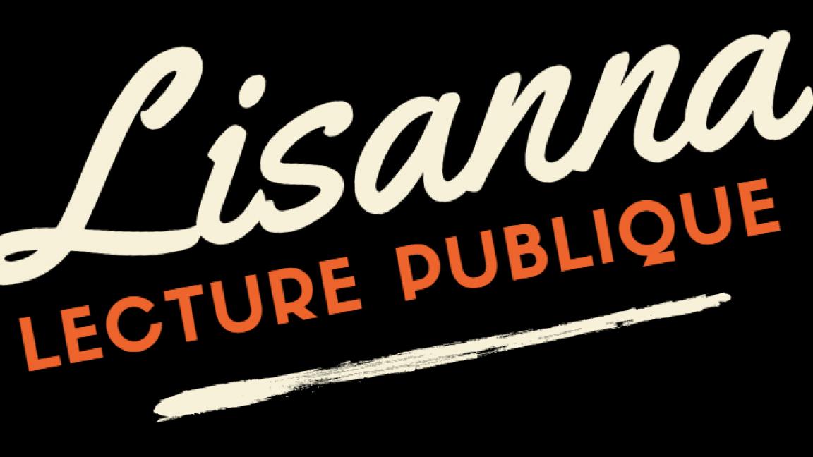 Lisanna - Lecture Publique