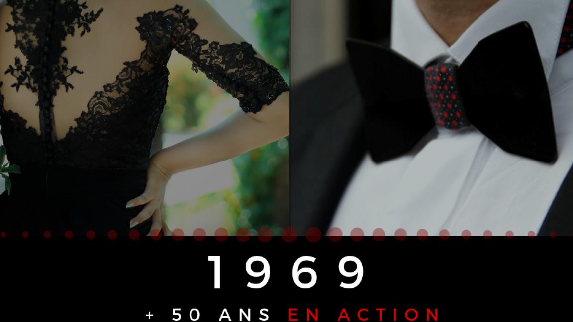 Célébrons nos 50 ans au coeur de l'action- Gestion et Intervention en loisir Cégep du Vieux Montréal