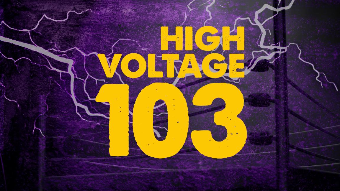 High Voltage #103: Le retour de la lutte