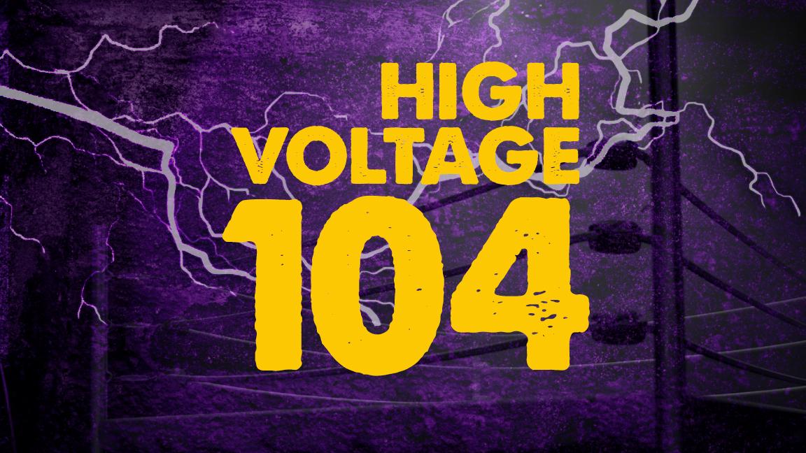 High Voltage #104