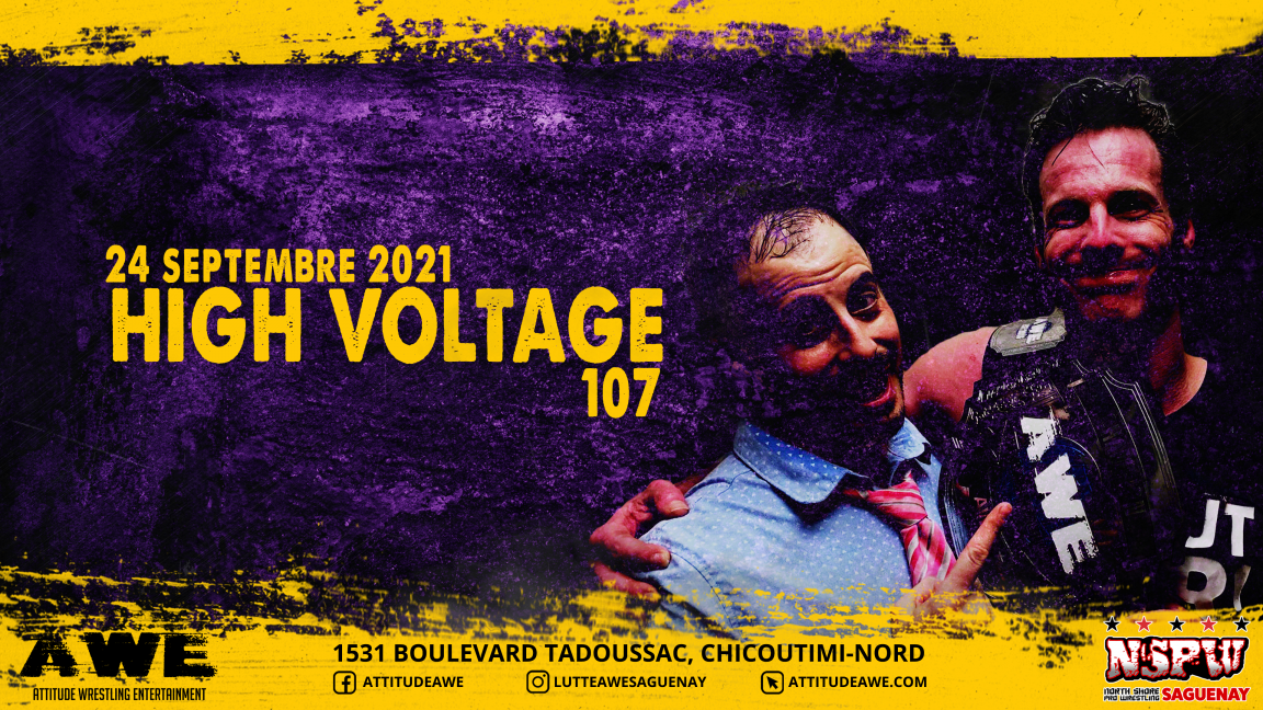 High Voltage #107