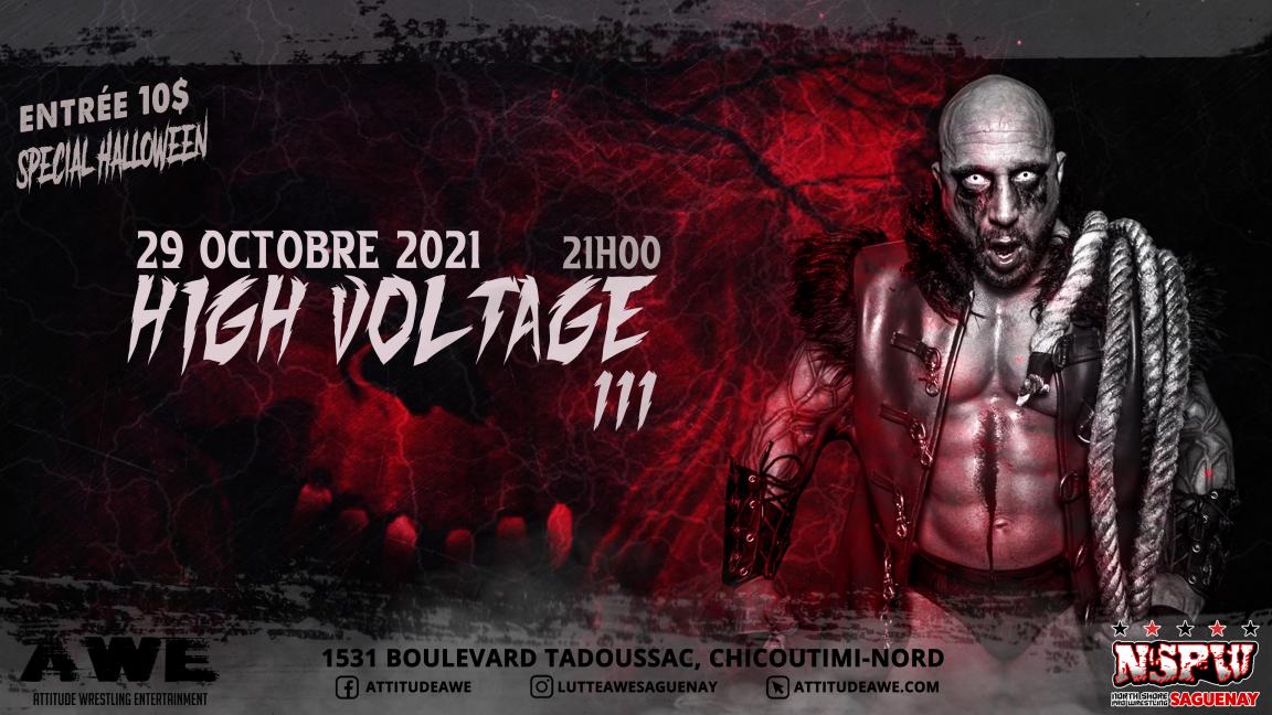 High Voltage #111