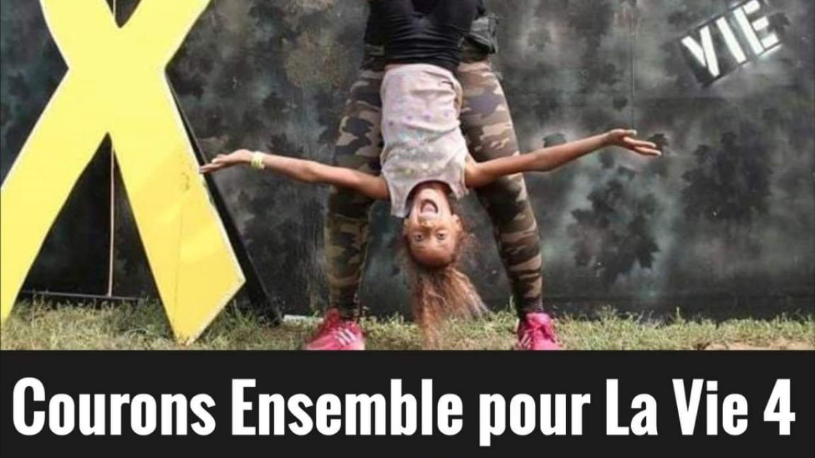 Courons Ensemble Pour La Vie - 4e édition