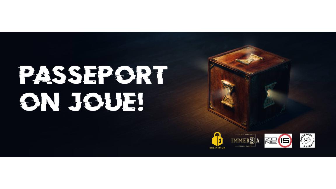 (40% off) Let's Play! - Passport