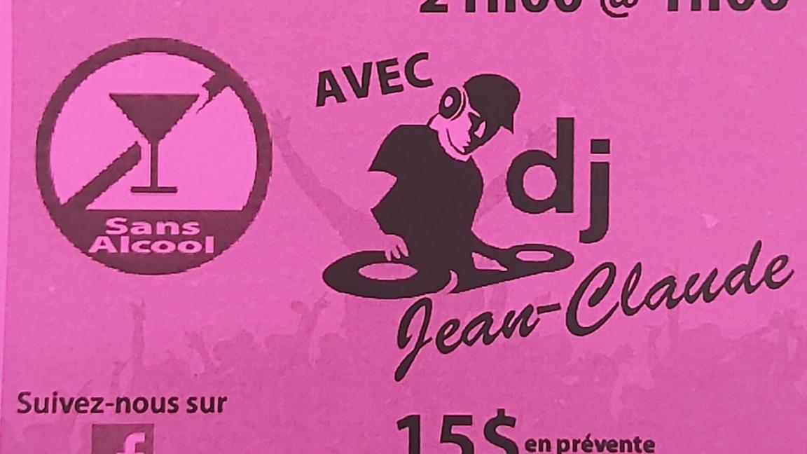 Dance Party sans alcool