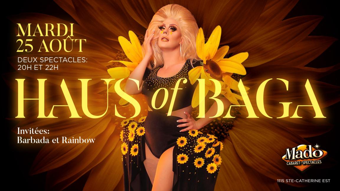 Haus of Baga 25 août 2020