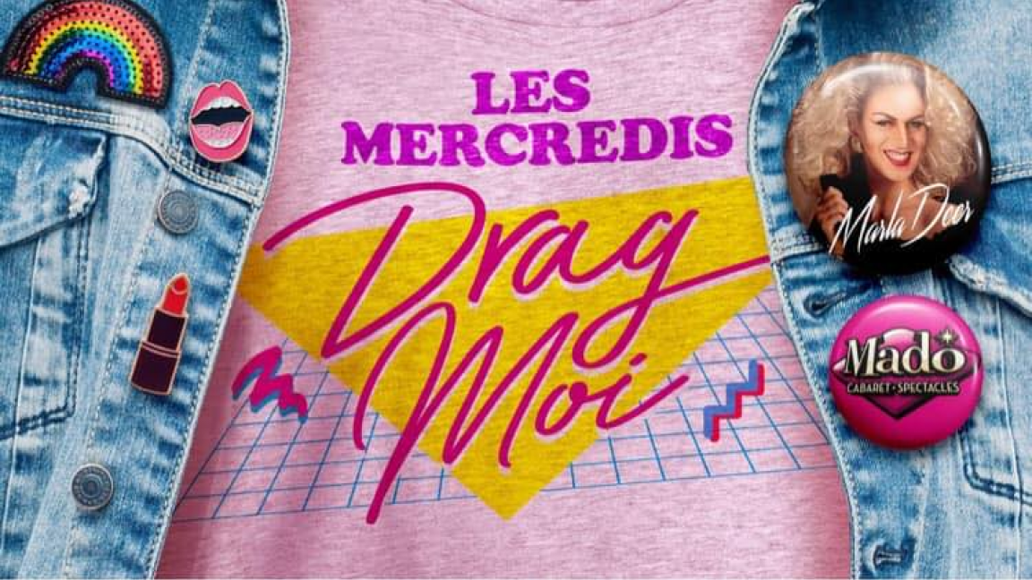 Drag Moi! Les auditions