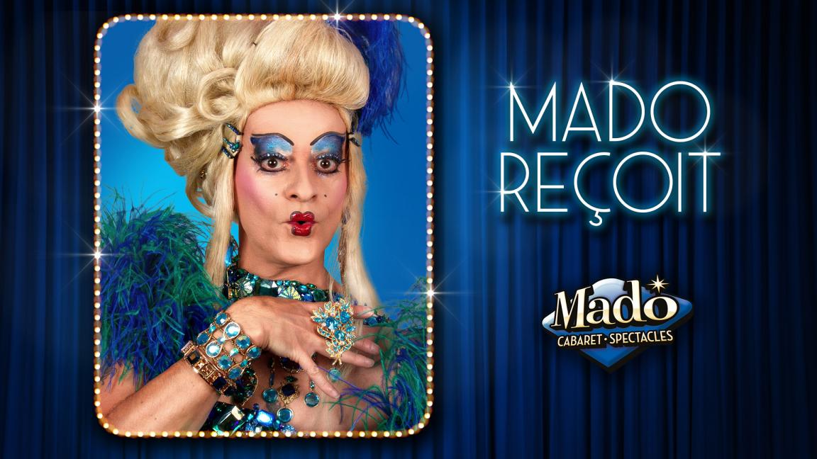 Mado Reçoit vendredi 9 octobre